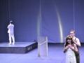 Фотографии с показа Аси Волошиной и Анфисы Ивановой «Антигона: Редукция»